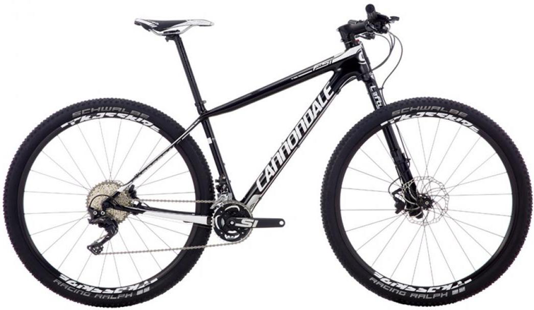 Велосипед горный Cannondale F-Si Carbon 3 2016, цвет: черный, рама 22, колесо 29262970