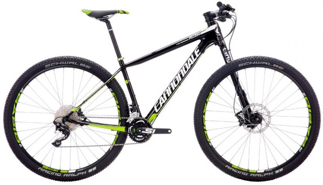 Велосипед горный Cannondale F-Si Carbon 4 2016, цвет: серый, рама 16, колесо 27,5262986
