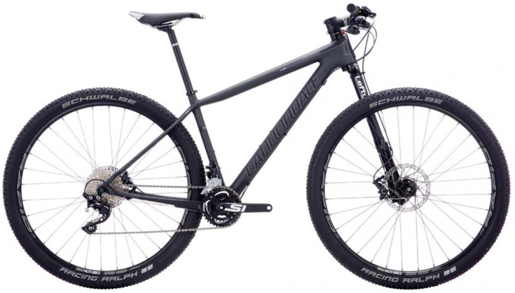 Велосипед горный Cannondale F-Si Carbon 4 2016, цвет: черный, рама 22, колесо 29262997