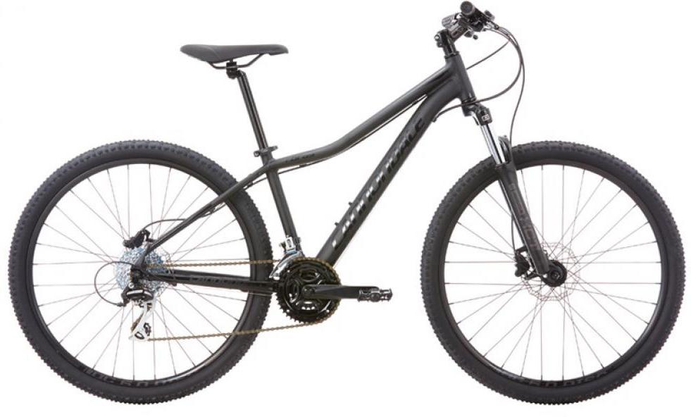 Велосипед женский Cannondale Foray 2 2016, цвет: черный, рама 18, колесо 27,5263646