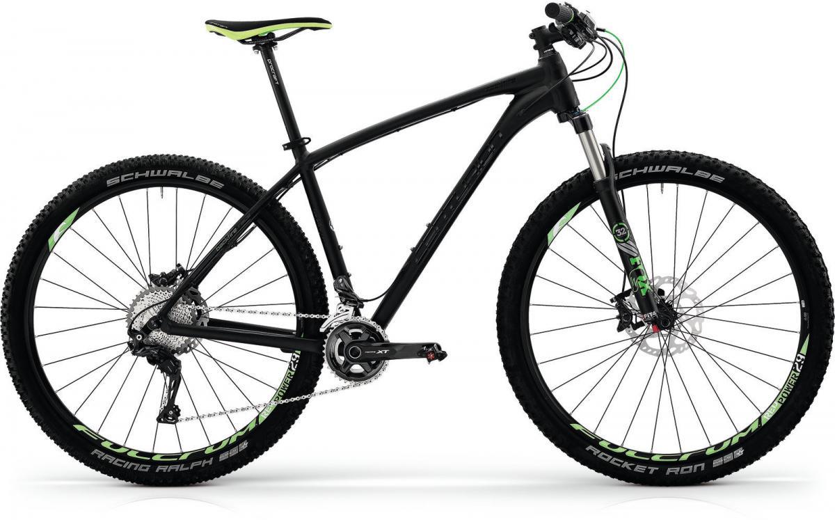 Велосипед горный Centurion Backfire Race 2000 2016, цвет: зеленый, рама 17, колесо 29263875