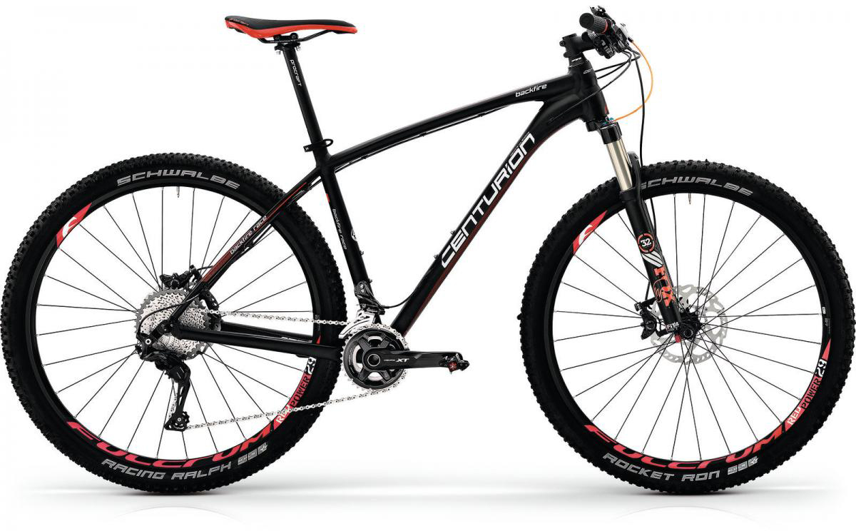 Велосипед горный Centurion Backfire Race 2000 2016, цвет: красный, рама 19, колесо 29263886