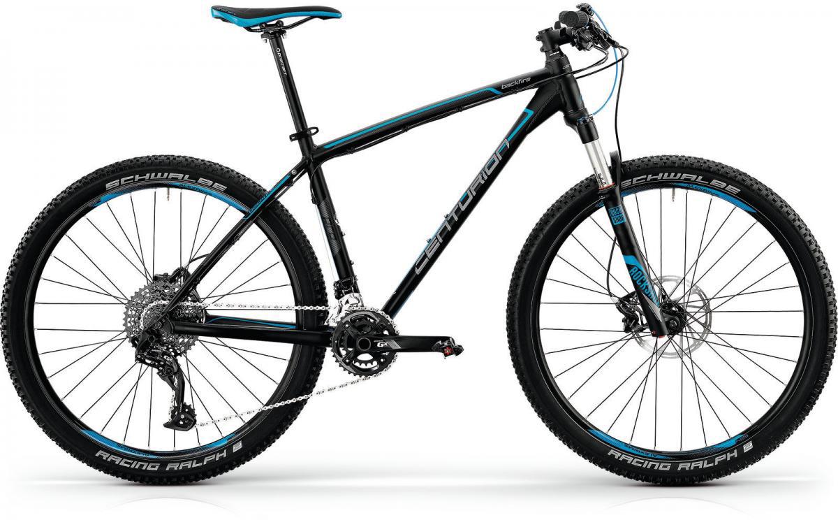 Велосипед горный Centurion Backfire Pro 900 2016, цвет: черный, рама 20, колесо 27,5263909