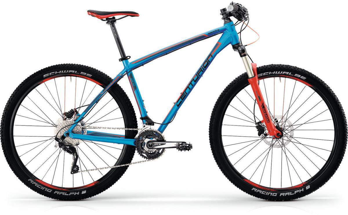 Велосипед горный Centurion Backfire Pro 600 2016, цвет: синий, рама 21, колесо 29263912