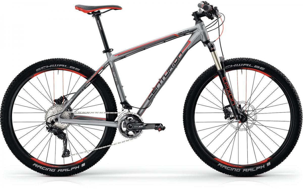 Велосипед горный Centurion Backfire Pro 800 2016, цвет: серый, рама 16, колесо 27,5263918