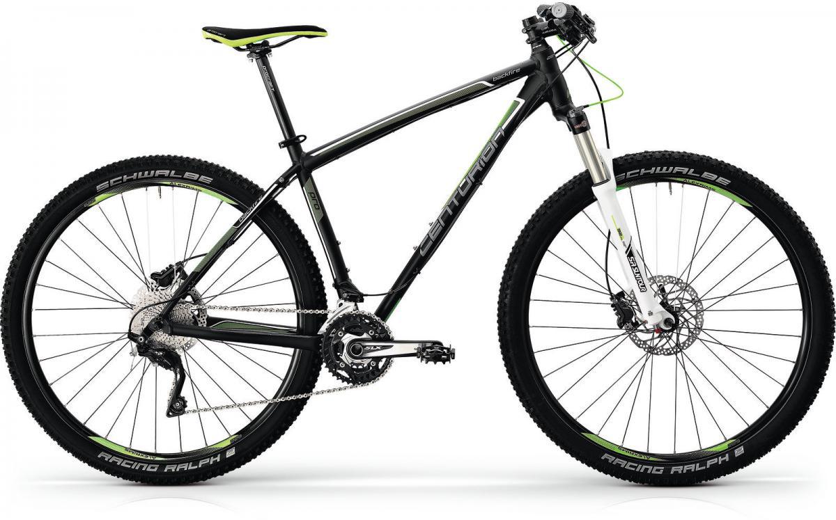 Велосипед горный Centurion Backfire Pro 600 2016, цвет: черный, рама 21, колесо 29263920