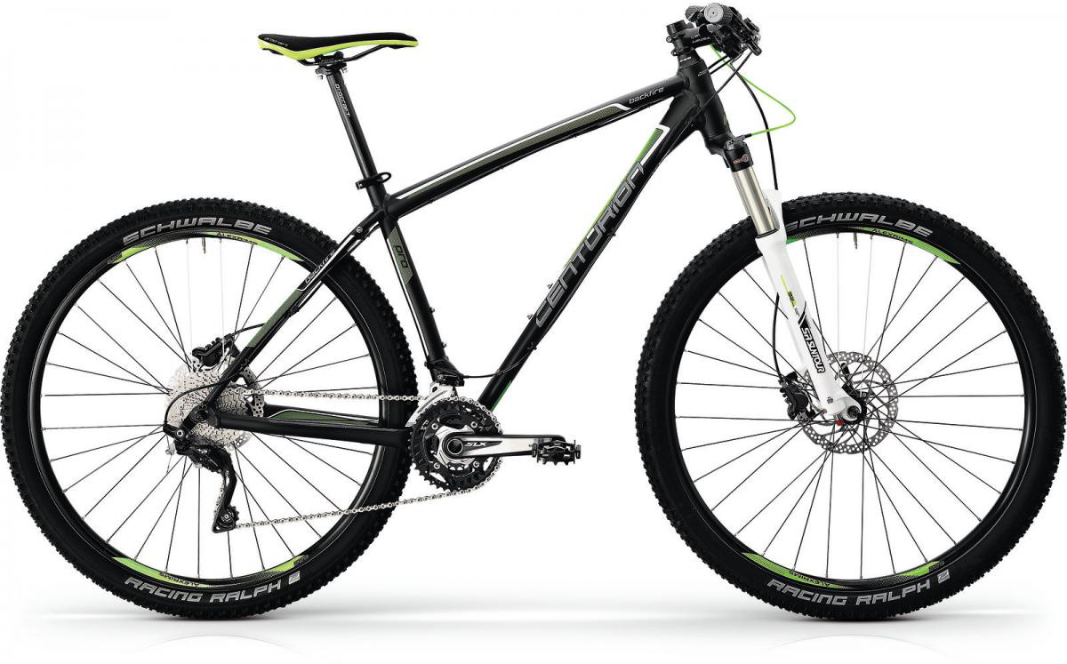 Велосипед горный Centurion Backfire Pro 600 2016, цвет: черный, рама 23, колесо 29263922