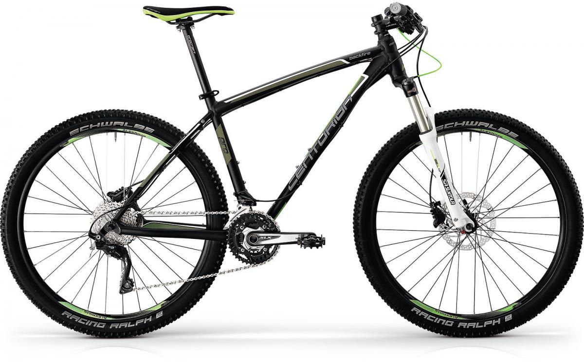 Велосипед горный Centurion Backfire Pro 600 2016, цвет: черный, рама 22, колесо 27,5263941