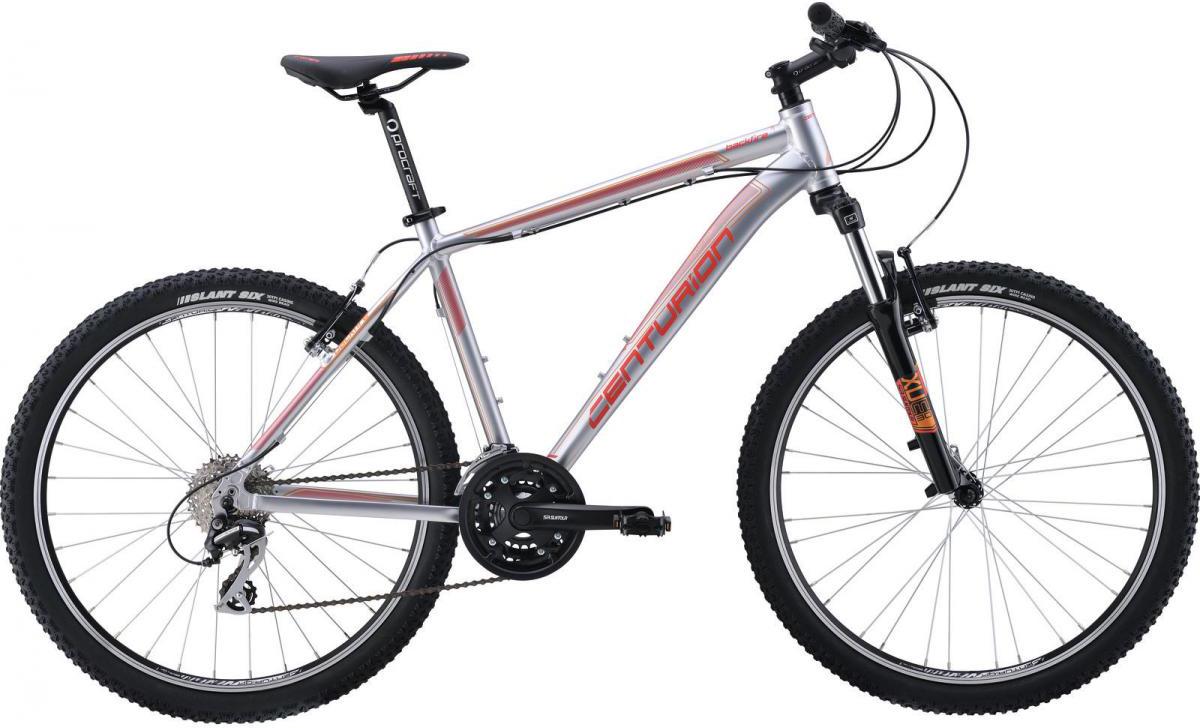 Велосипед горный Centurion Backfire 40 2016, цвет: серый, рама 18, колесо 26264005