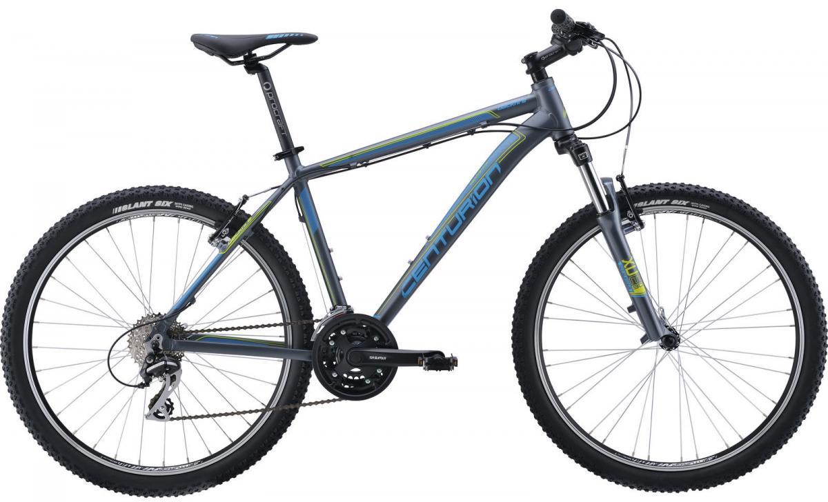 Велосипед горный Centurion Backfire 40 2016, цвет: синий, рама 16, колесо 26264007