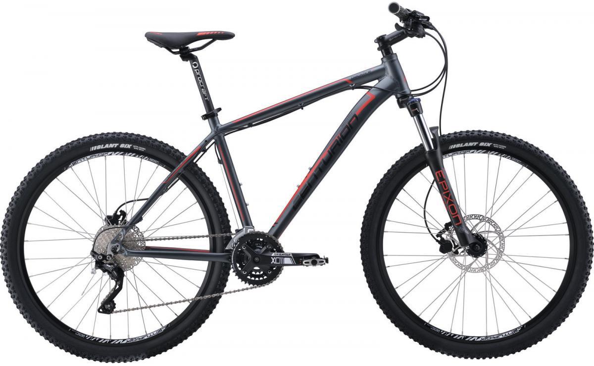 Велосипед горный Centurion Backfire 90 2016, цвет: серый, рама 18, колесо 27,5264031