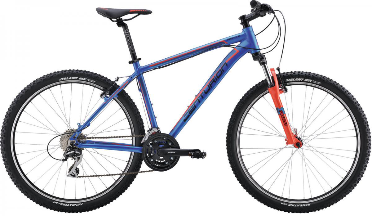 Велосипед горный Centurion Backfire 60 2016, цвет: синий, рама 20, колесо 27,5264048