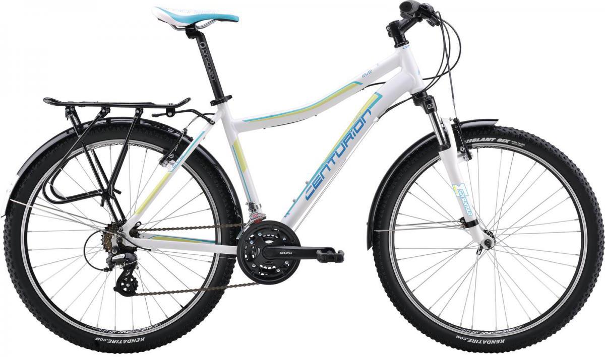 Велосипед женский Centurion Eve 20 EQ 2016, цвет: белый, рама 14, колесо 26264175