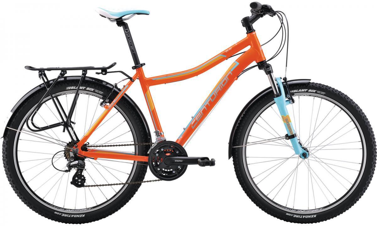 Велосипед женский Centurion Eve 20 EQ 2016, цвет: оранжевый, рама 18, колесо 26264190