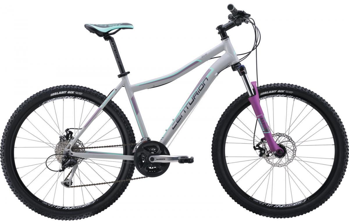 Велосипед женский Centurion Eve 70 2016, цвет: серый, рама 18, колесо 27,5264260