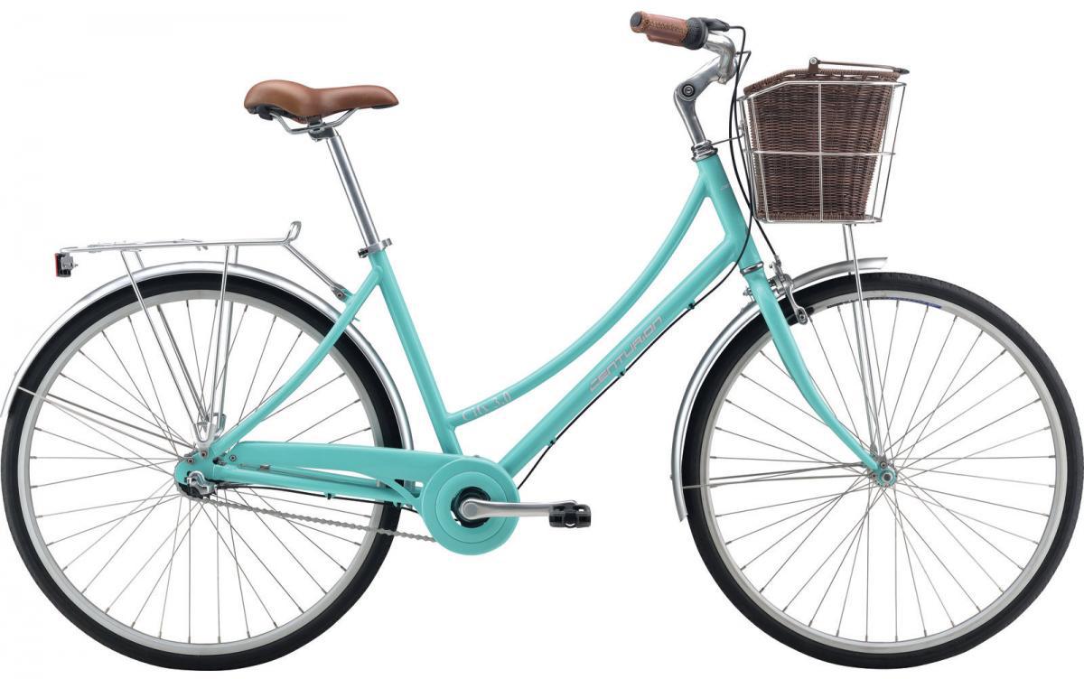 Велосипед городской Centurion City 3.0 2016, цвет: зеленый, рама 19, колесо 28264359
