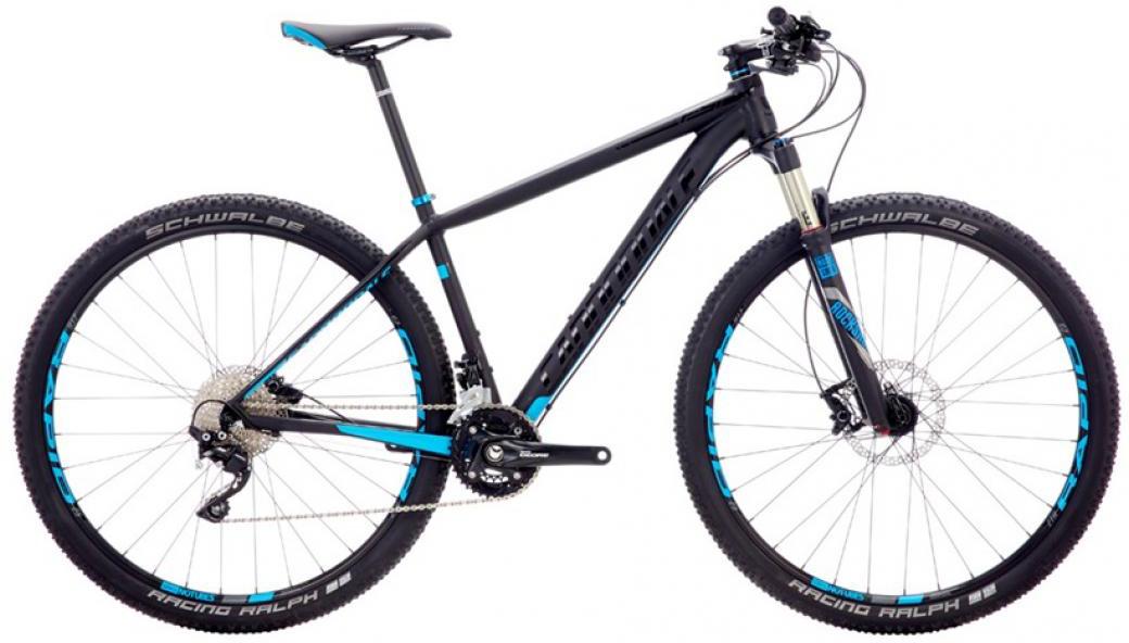 Велосипед горный Cannondale F-Si 2 2016, цвет: черный, рама 18, колесо 27,5266623
