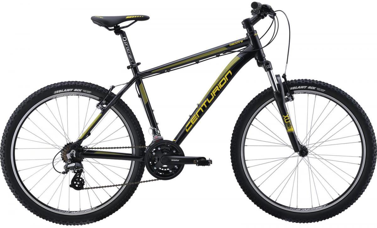 Велосипед горный Centurion Backfire 20 2016, цвет: черный, рама 16, колесо 26266636