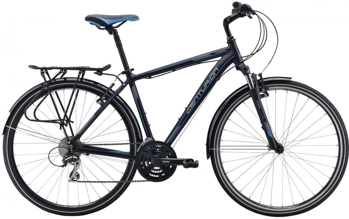 Велосипед городской Centurion Cross Line 40 EQ 2016, цвет: серый, рама 14,5, колесо 28266647