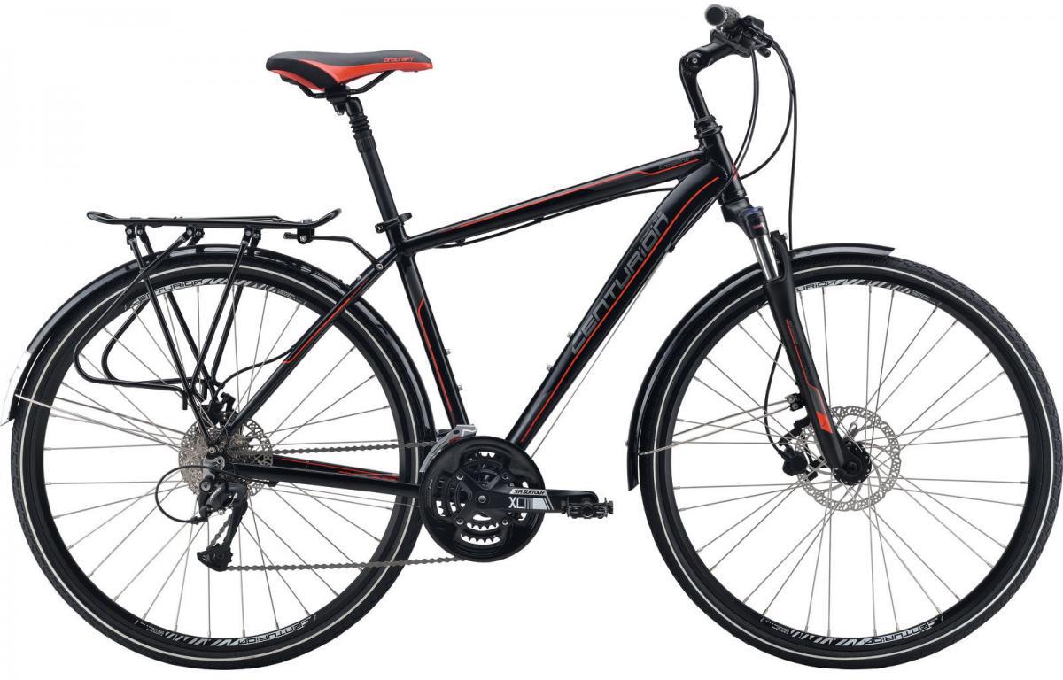 Велосипед городской Centurion Cross Line 70 EQ 2016, цвет: черный, рама 17,5, колесо 28266655