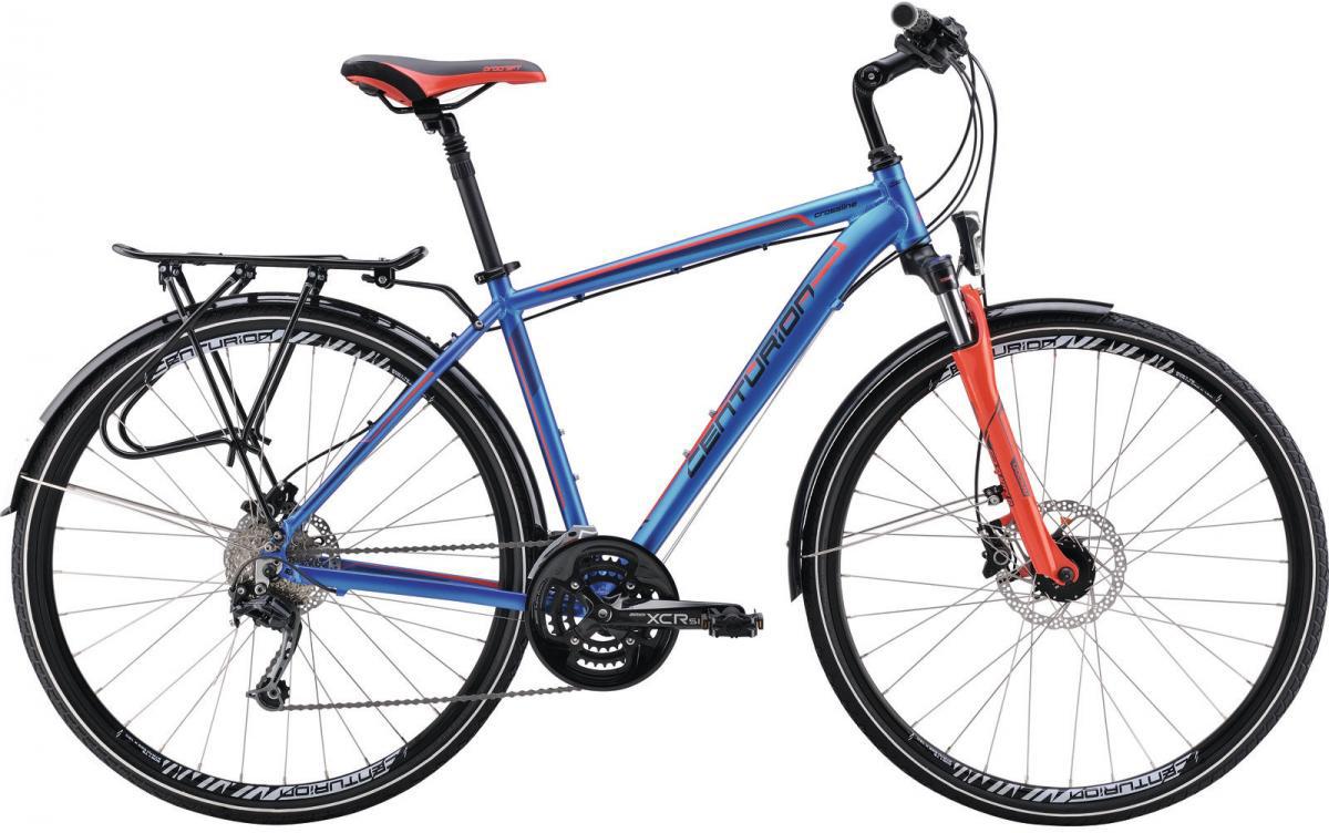 Велосипед городской Centurion Cross Line 80 EQ Man 2016, цвет: рама 17,5, колесо 28267965