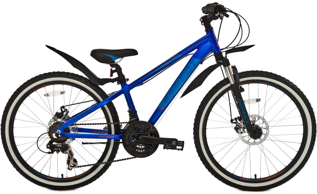 Велосипед детский Aspect Champion Boy 2016, цвет: синий, колесо 24268035