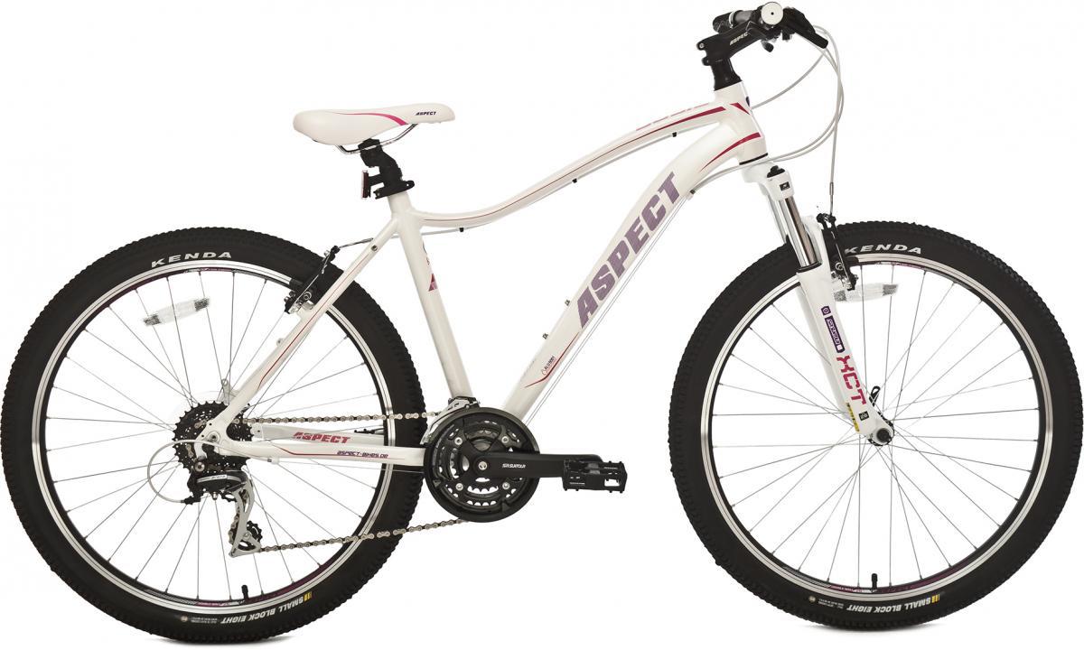 Велосипед женский Aspect Oasis VBR 2016, цвет: розовый, рама 16, колесо 26268047
