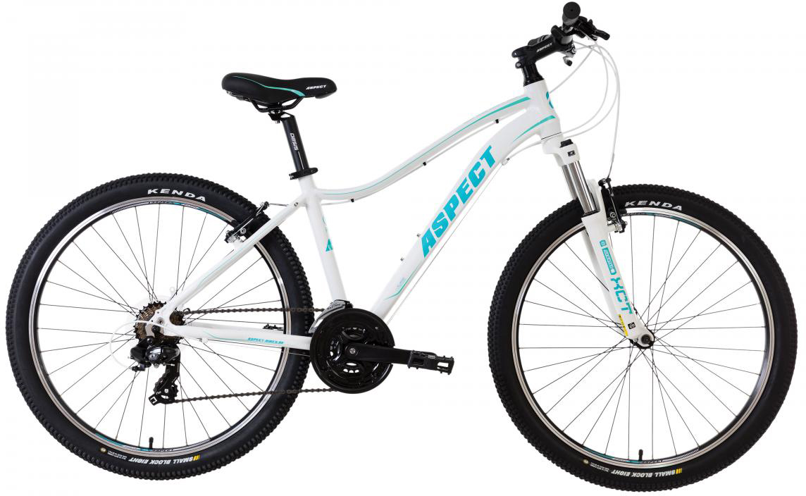Велосипед женский Aspect Oasis 2017, цвет: белый, рама 16, колесо 26268872