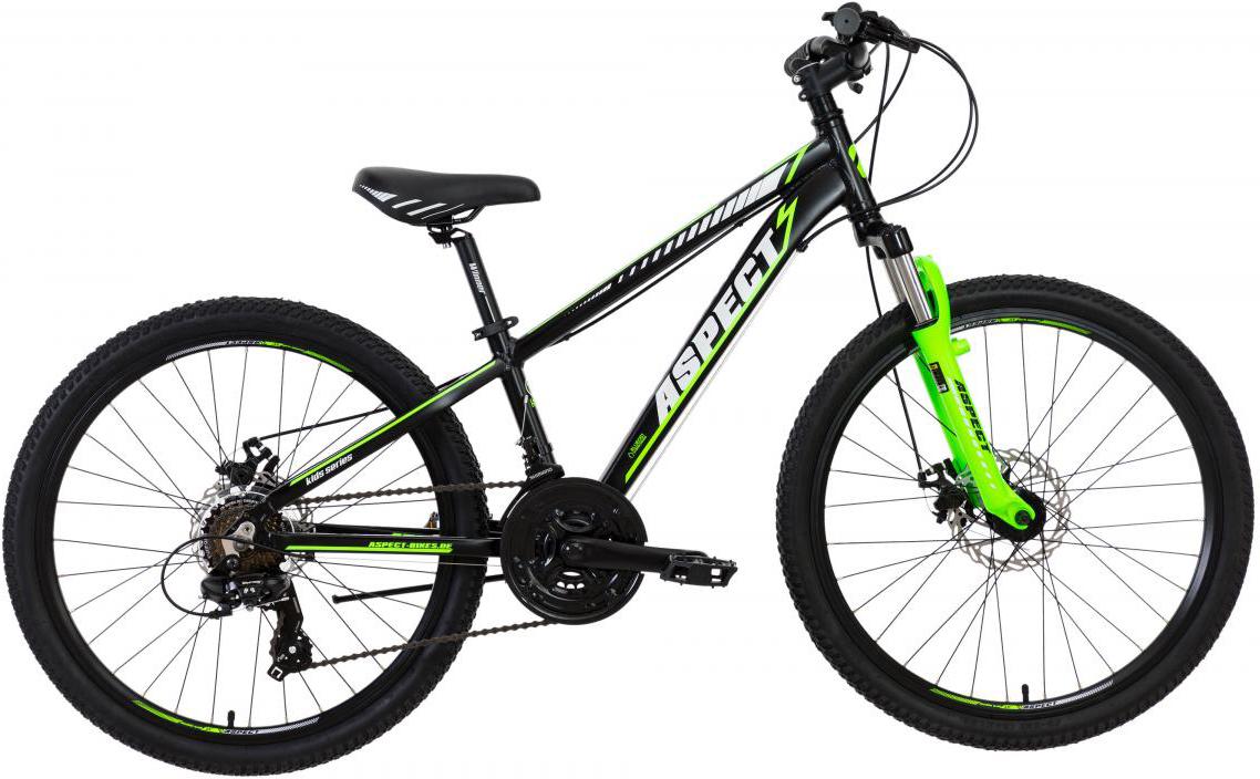 Велосипед детский Aspect Winner 2017, цвет: черный, колесо 24268883