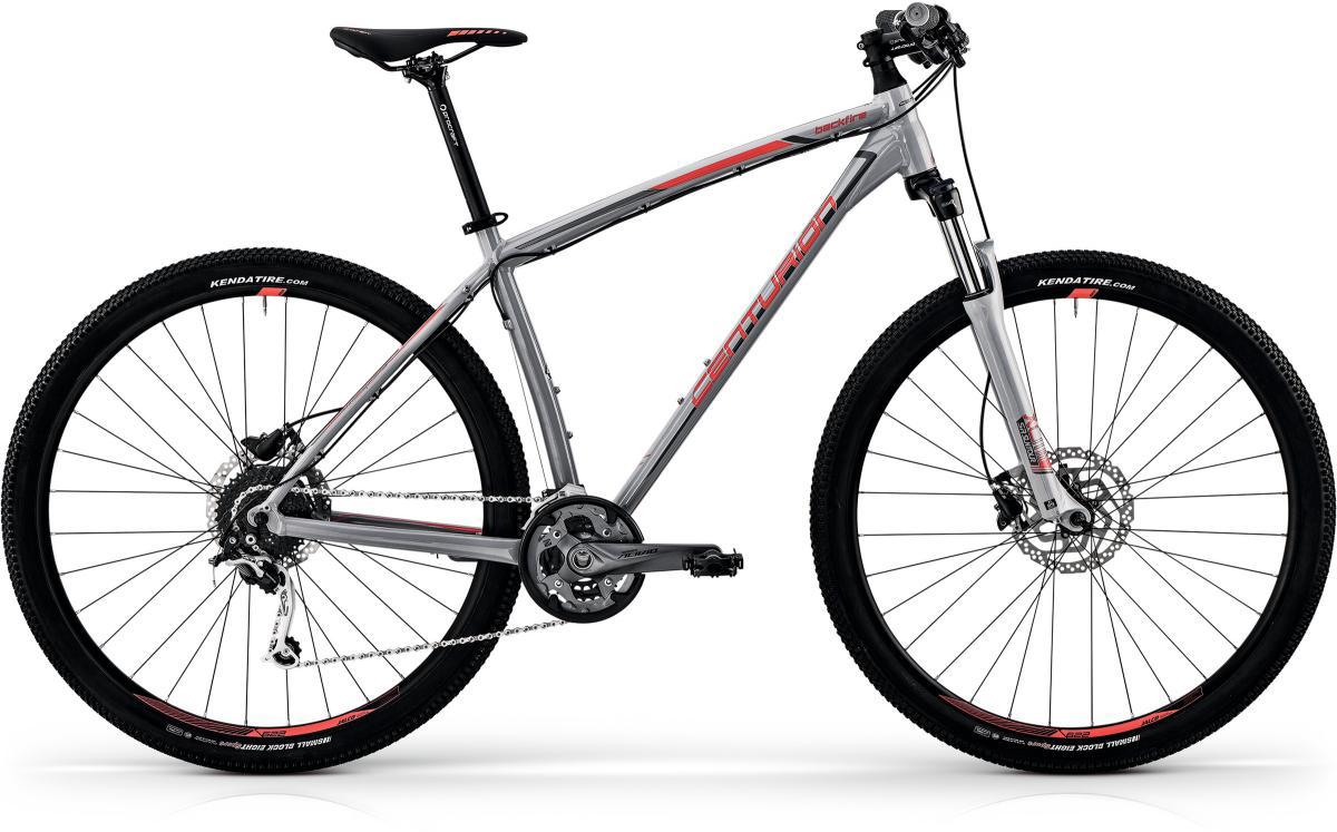 Велосипед горный Centurion Backfire Pro 200 2017, цвет: серый, рама 15, колесо 27,5269870