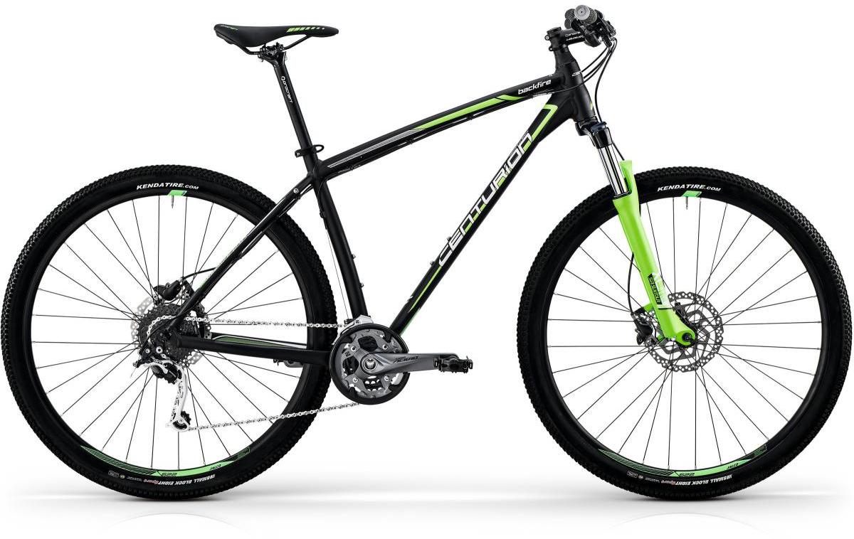 Велосипед горный Centurion Backfire Pro 200 2017, цвет: черный, рама 19, колесо 29269894