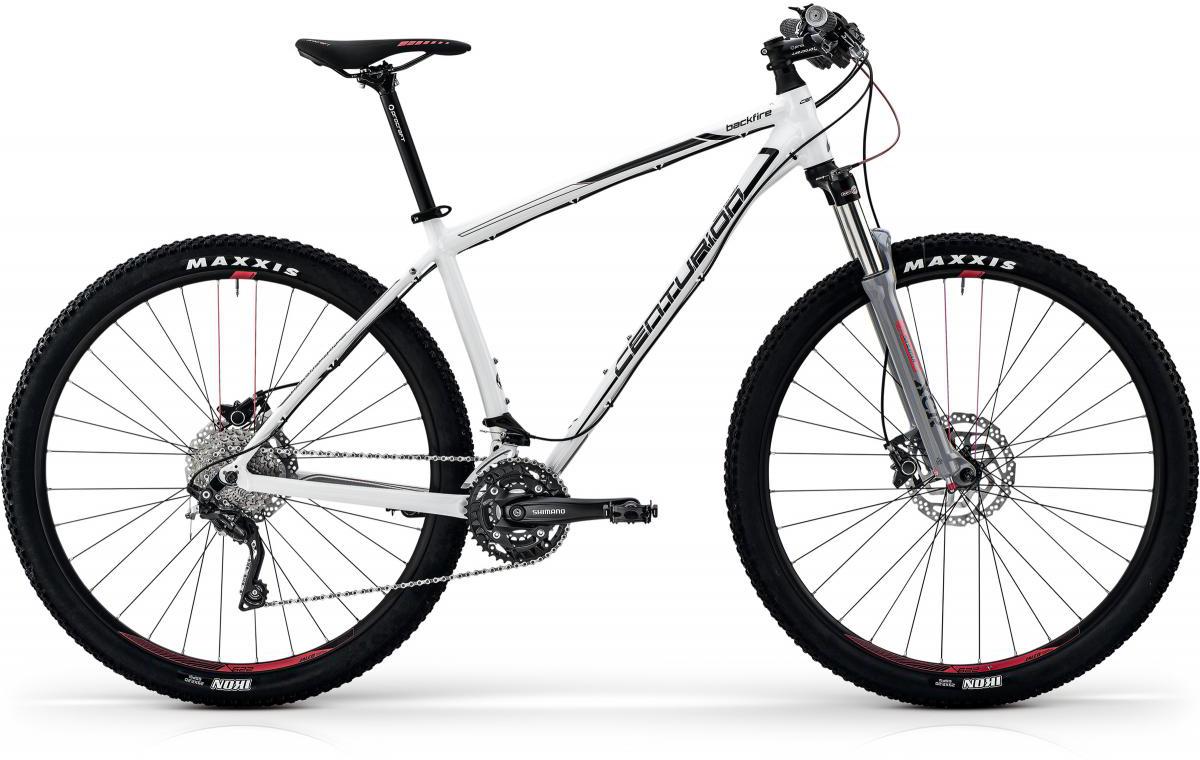 Велосипед горный Centurion Backfire Pro 400 2017, цвет: белый, рама 19, колесо 29269906