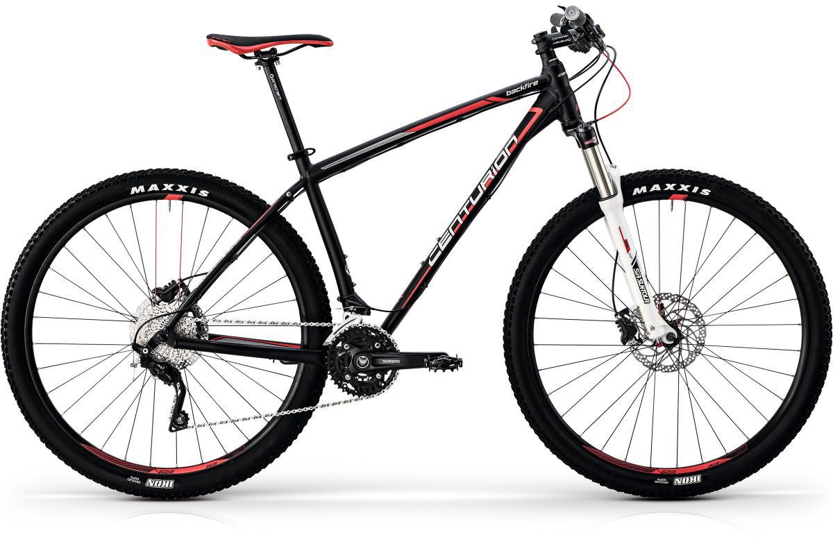 Велосипед горный Centurion Backfire Pro 600 2017, цвет: черный, рама 17, колесо 29269909