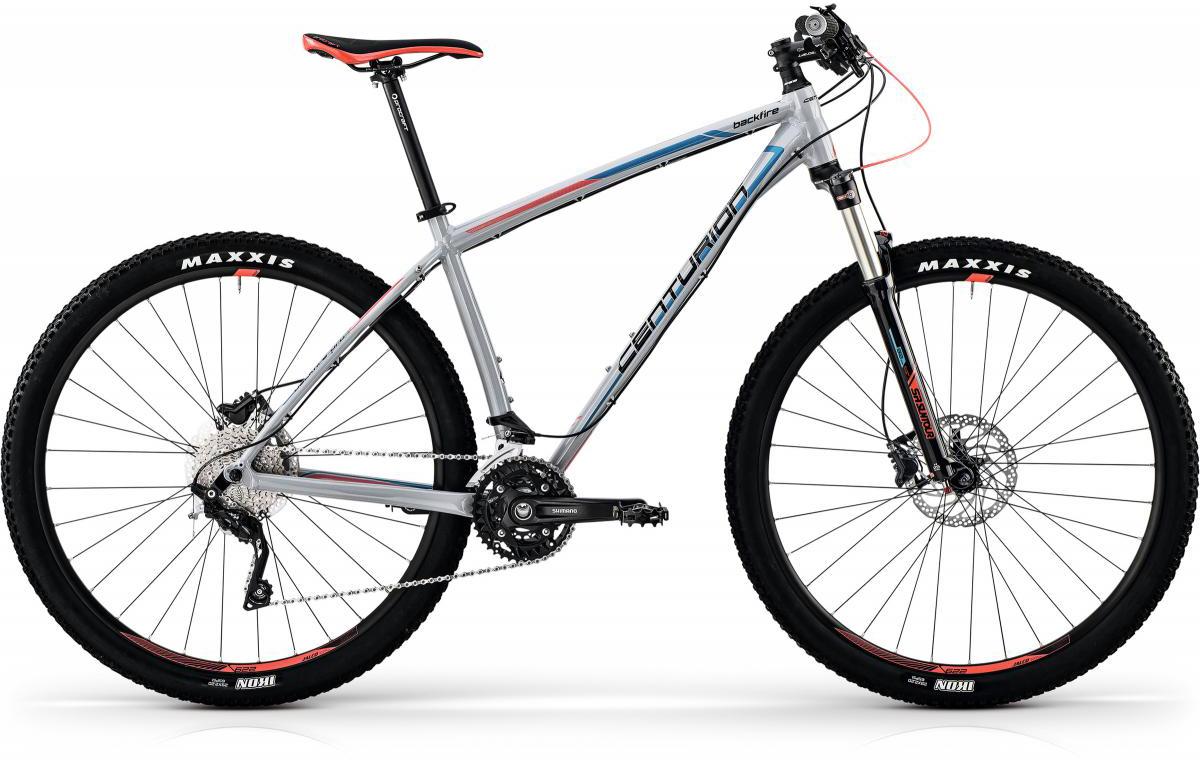 Велосипед горный Centurion Backfire Pro 600 2017, цвет: серый, рама 17, колесо 29269913