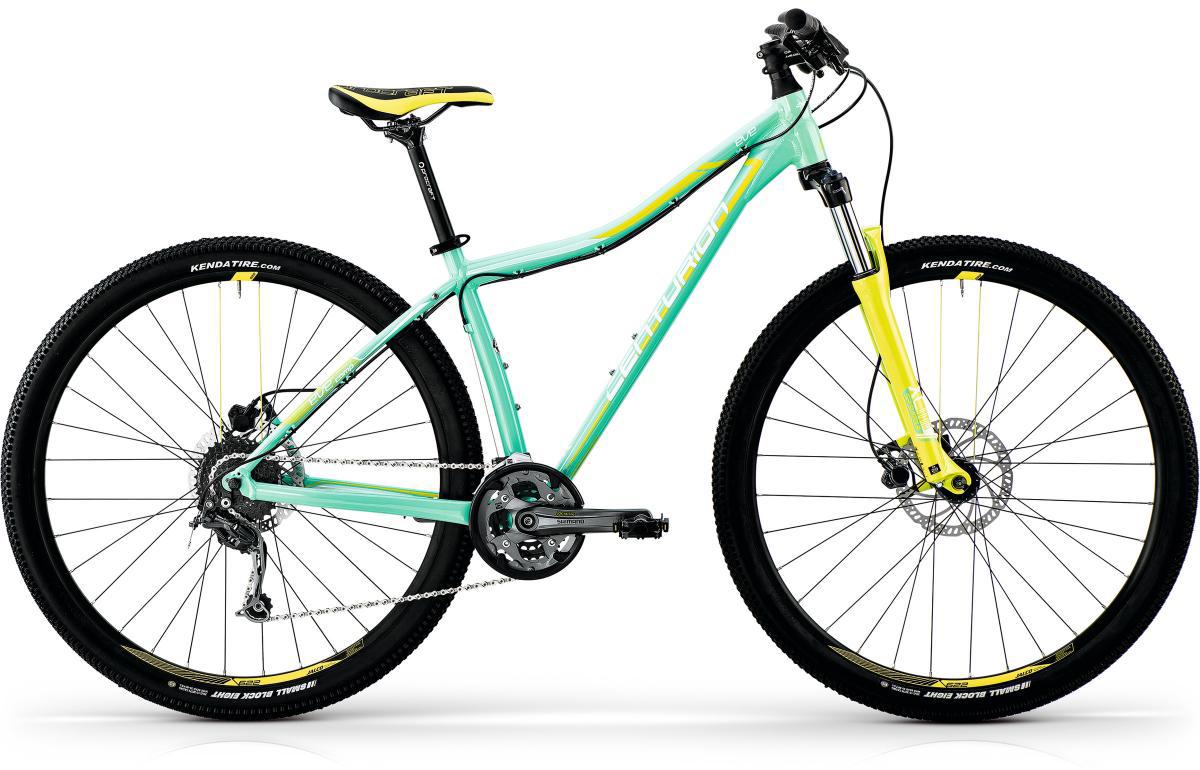 Велосипед женский Centurion Eve Pro 100 2017, цвет: голубой, рама 17, колесо 27,5269919