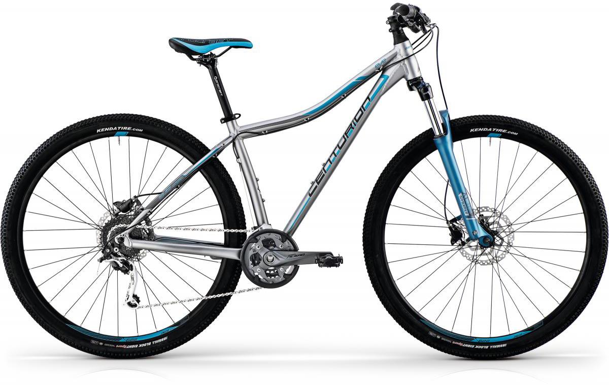 Велосипед женский Centurion Eve Pro 200 2017, цвет: серый, рама 17, колесо 27,5269922