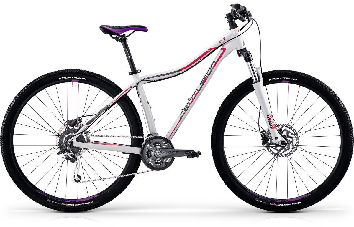 Велосипед женский Centurion Eve Pro 200 2017, цвет: белый, рама 13, колесо 27,5 велосипед centurion eve pro 200 29 2017