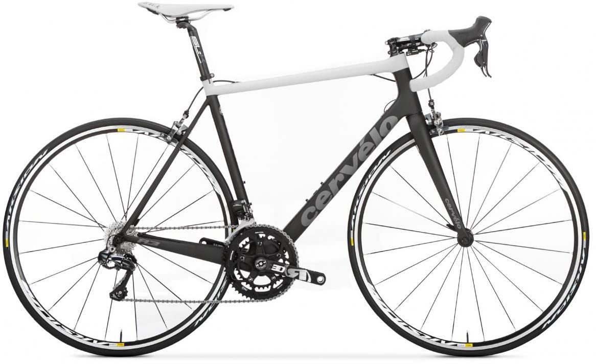 Велосипед шоссейный Cervelo R3 Ultegra Di2 2017, цвет: черный, рама 24, колесо 28277351
