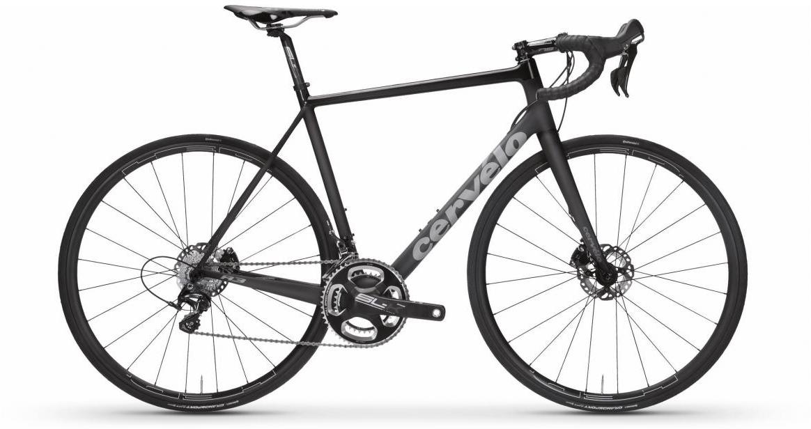 Велосипед шоссейный Cervelo R3 Disc Ultegra 2017, цвет: серый, рама 24, колесо 28277357