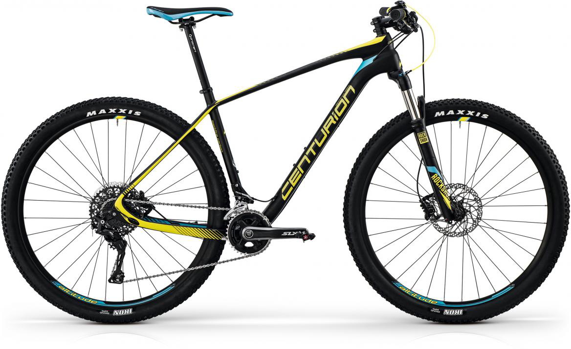 Велосипед горный Centurion Backfire Carbon 1000 2017, цвет: черный, рама 21, колесо 29280475