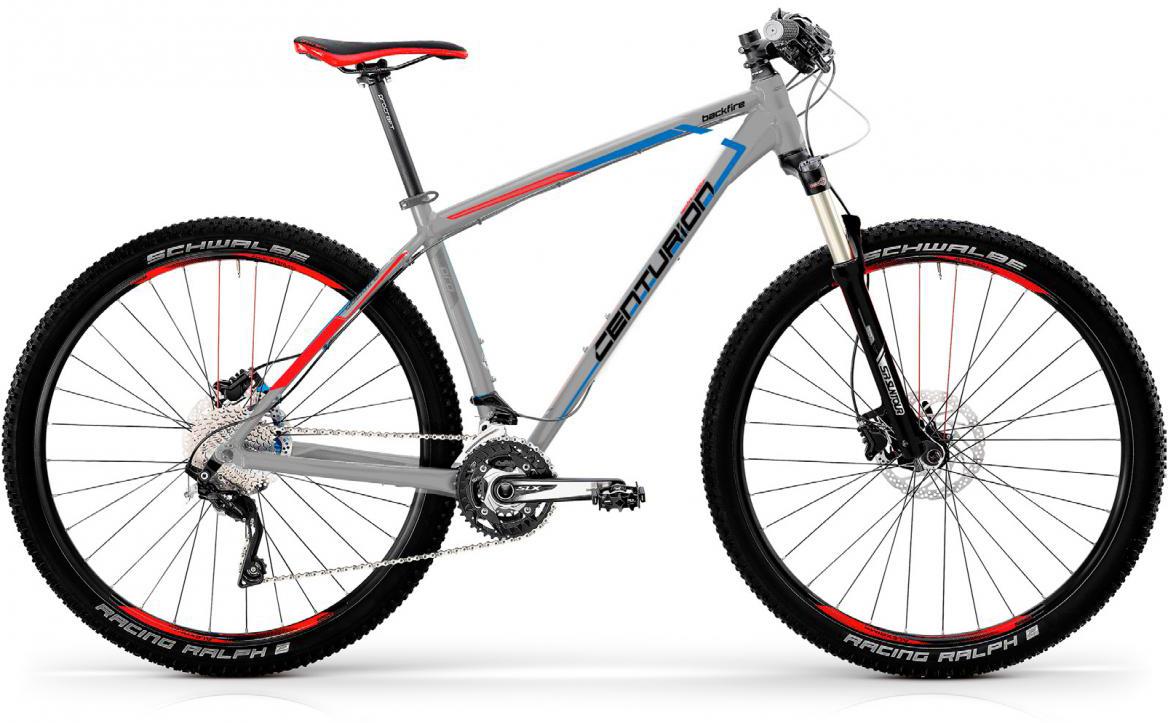 Велосипед горный Centurion Backfire Pro 600 2017, цвет: серый, рама 17, колесо 27,5280483