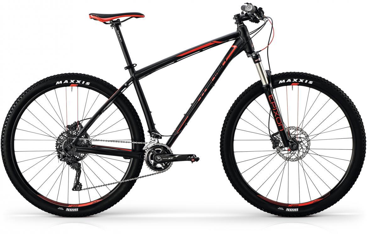 Велосипед горный Centurion Backfire Pro 800 2017, цвет: черный, рама 21, колесо 29280485