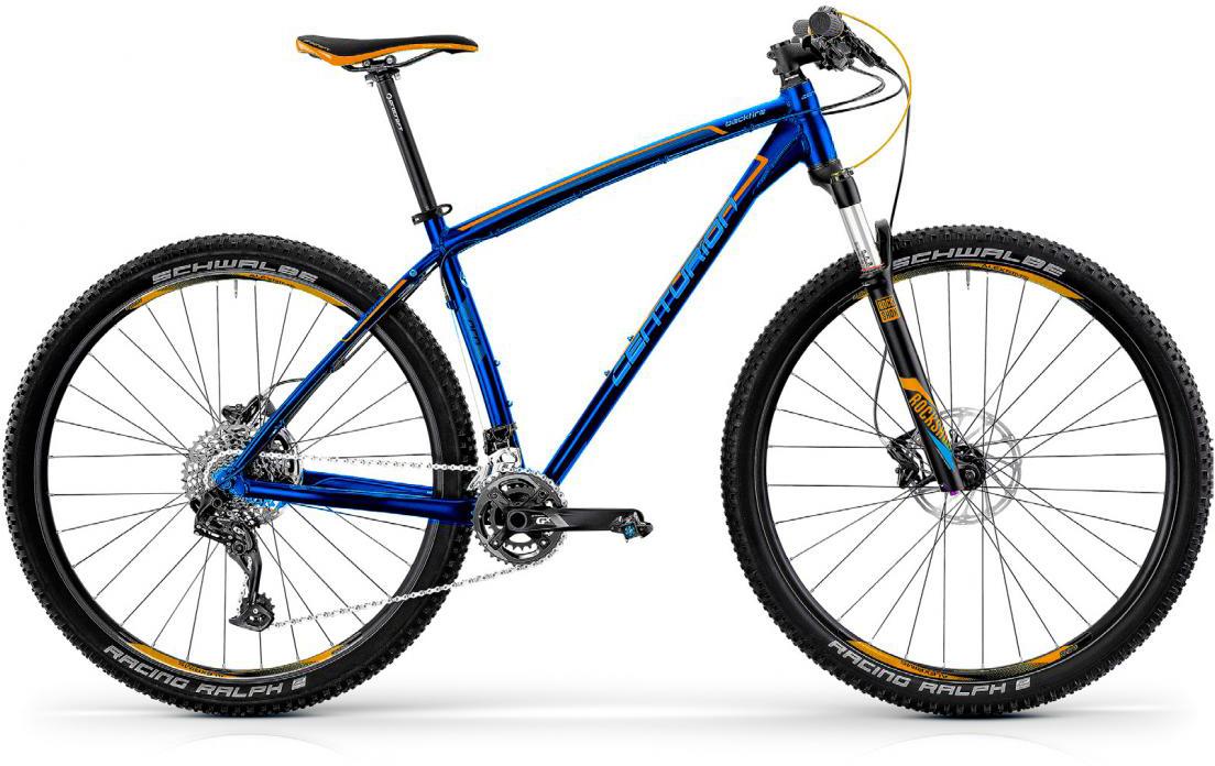 Велосипед горный Centurion Backfire Pro 900 2017, цвет: синий, рама 21, колесо 29280487