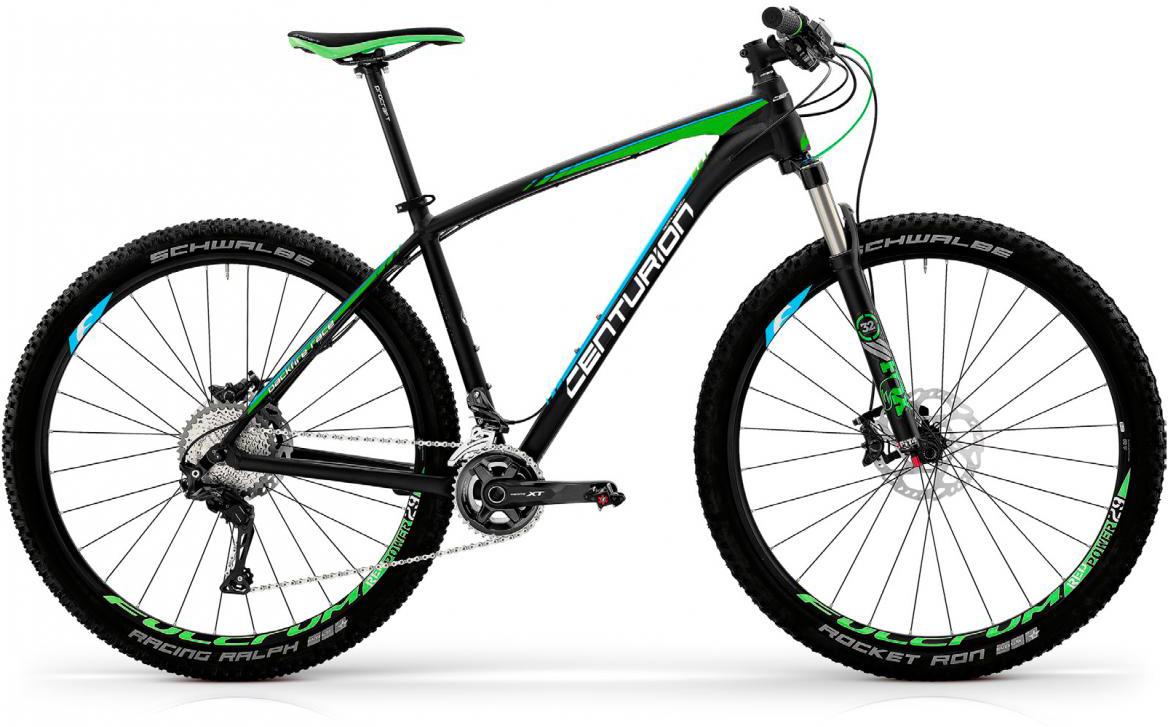 Велосипед горный Centurion Backfire Race 1000 2017, цвет: черный, рама 19, колесо 29280488