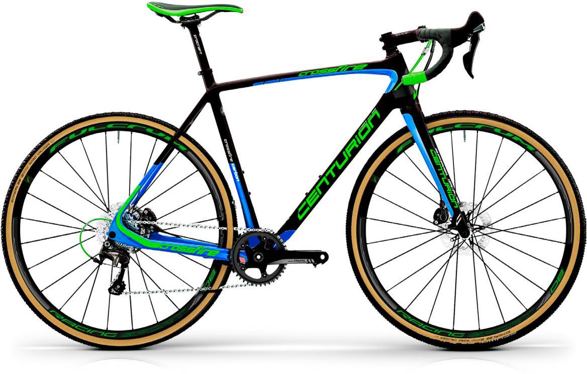 Велосипед шоссейный Centurion Crossfire Carbon 3000 2017, цвет: черный, рама 22, колесо 28280493