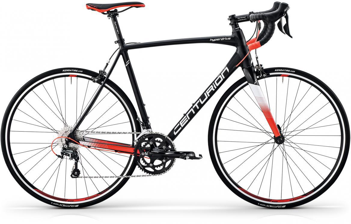 Велосипед шоссейный Centurion Hyperdrive 2000 2017, цвет: черный, рама 22, колесо 28280501