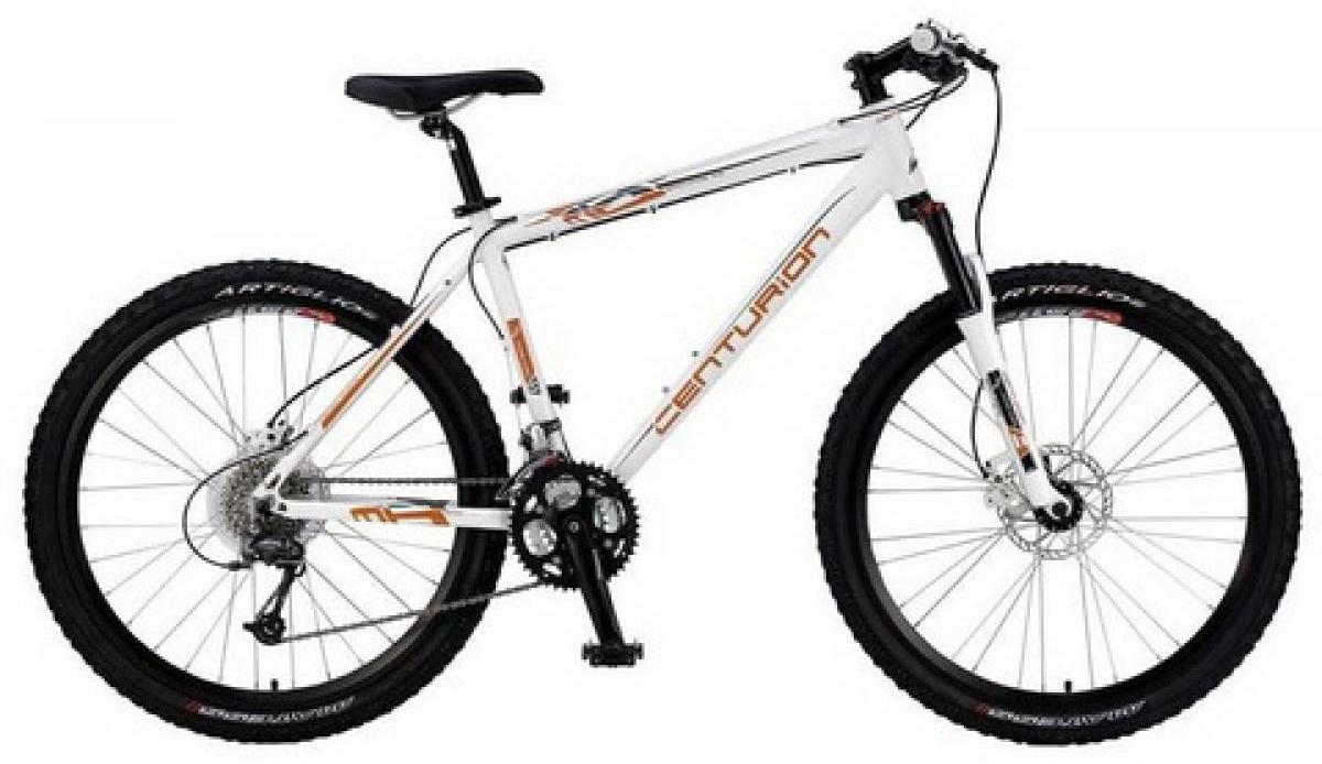 Велосипед горный Centurion Backfire M8-HD 2012, цвет: серый, рама 22, колесо 26283499