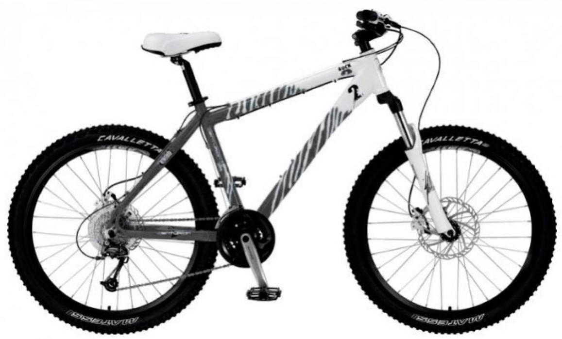 Велосипед горный Centurion Bock 2 Dirt Jump 2012, трюковый, цвет: черный, рама 16, колесо 26283501