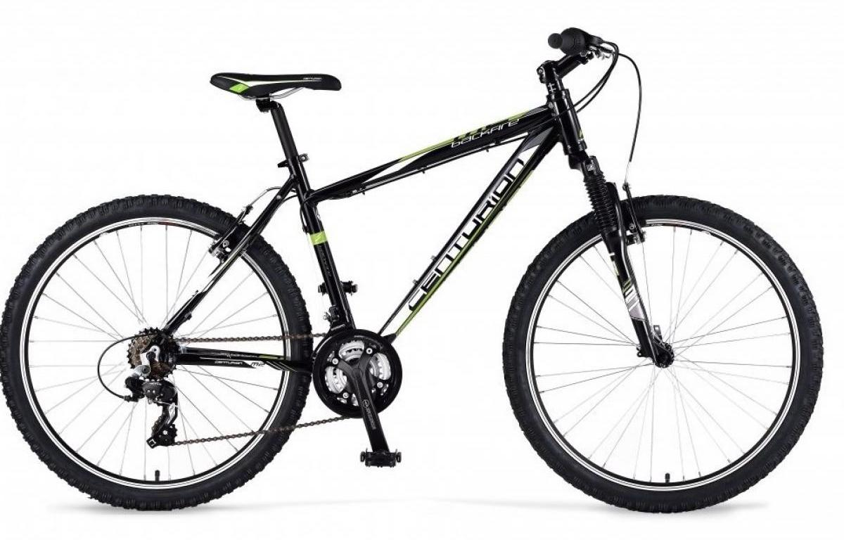 Велосипед горный Centurion Backfire M2 2017, цвет: черный, рама 20, колесо 26283503