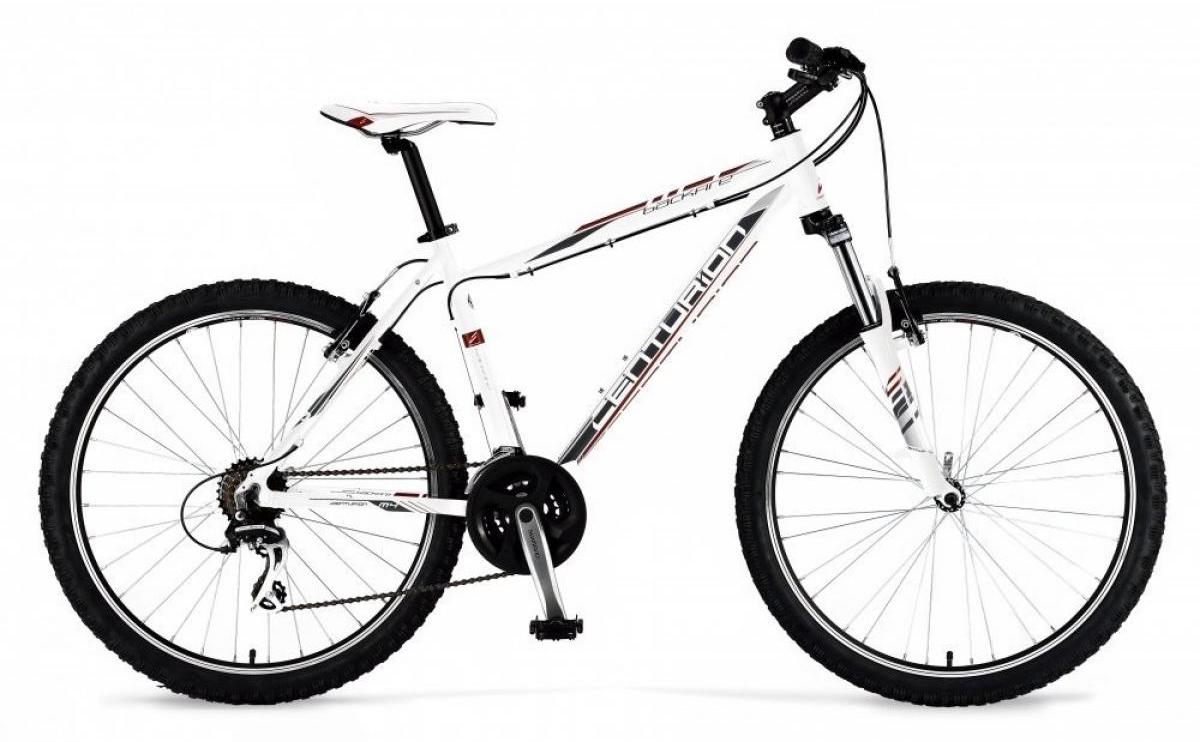 Велосипед горный Centurion Backfire M4 2017, цвет: белый, рама 20, колесо 26283505